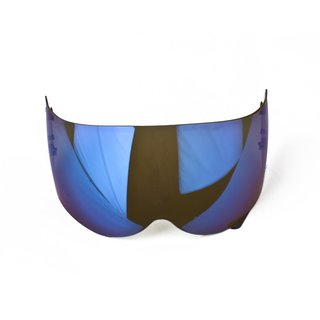 Rx6-Rxx3-RX1 Visier Chrome Blue mirror, Anti-Scratch