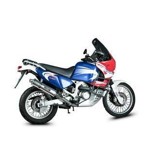 SPEEDPRO COBRA C5 Slip-on mit EG-ABE Honda XRV 750 Africa Twin