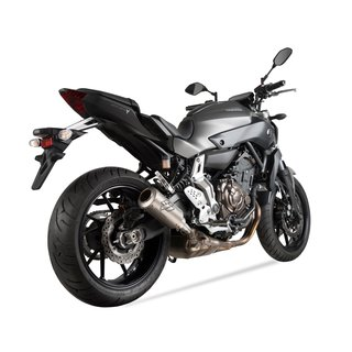 SPEEDPRO COBRA SP1 3in1 full system road legal/EEC/ABE homologated Yamaha MT-09 / FZ-09 / FJ-09 / XSR 900