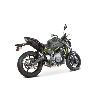 SPEEDPRO COBRA SP1 Series 2in1 full system Underengine Kawasaki Z 650 / Versys 650 / Ninja 650 2017-