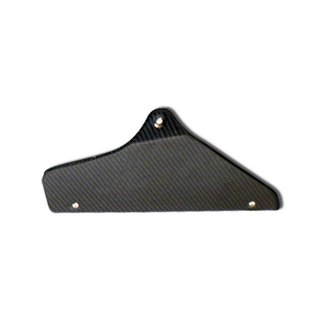 Heatshield Carbon for stock catalyst. Honda CB 1000 R